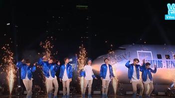 2016년 3월21일 NAVER V 갓세븐 -GOT7 FLIGHT LOG DEPARTURE LIVE PREMIERE-