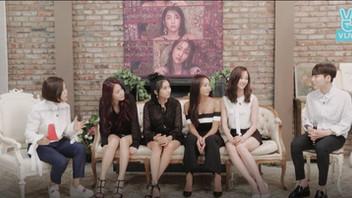 2016년 6월 20일 V LIVE 씨스타 -씨스타 컴백 'I Like That' 카운트다운 라이브-