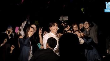 2016년 4월 23일 V LIVE 박해진 -박해진 데뷔 10주년 기념 팬미팅 (Park Hae-Jin 10th Anniversary)-