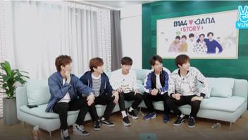 2016년 4월 23일 V LIVE B1A4 -B1A4 5th Aniversary <5tory>-
