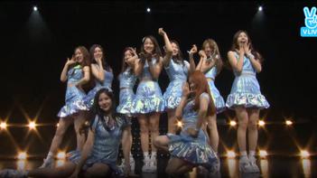 2016년 6월 28일 V LIVE 구구단 -구구단 데뷔 쇼케이스 – Welcome to Wonderland!-