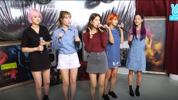 2016년 8월 24일 V LIVE 스피카 -SPICA SURPRISE TIME-