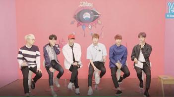 2016년 4월 18일 NAVER V 빅스 -VIXX Comeback Countdown Live-