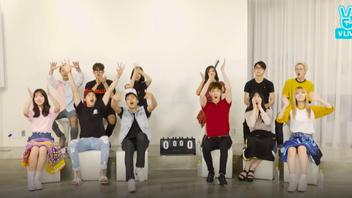 2016년 7월 25일 V LIVE JYP NATION -2016 JYPNATION TALK LIVE 'MIX&MATCH'-