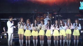2017년 4월 22일 [V LIVE] Mobile Game '태양' Concert