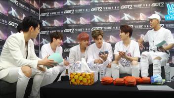 2016년 8월 21일 V LIVE 갓세븐 -GOT7 'FLY IN SEOUL – FINAL' Opening Live-