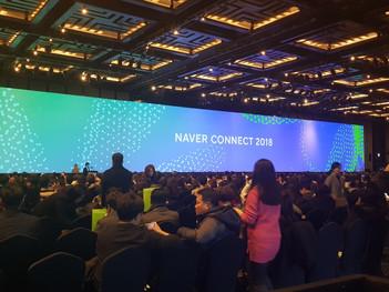 2018년 2월 21일 NAVER CONNECT 2018