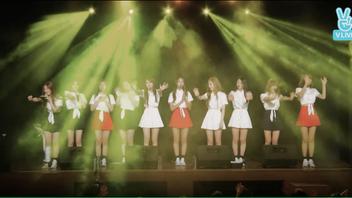 2016년 6월 25일 V LIVE 플레디스걸즈 -2016 PLEDIS GIRLZ CONCERT LIVE-