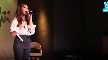 2016년 4월 18일 NAVER V 정은지 -JEONG EUN JI 1st MINI Album [DREAM]-