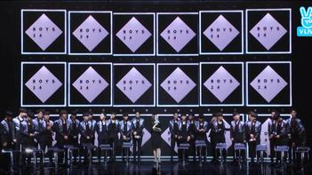 2016년 9월 27일 V LIVE 'BOYS24' LIVE PREVIEW