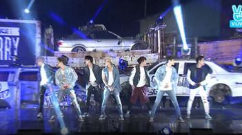 2016년 9월 27일 GOT7 <FLIGHT LOG : TURBULENCE> Live Premiere with V Live