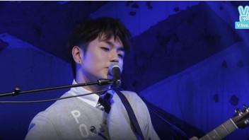 2016년 4월 11일 NAVER V 샘김 -샘김 데뷔 쇼케이스 SamKim Showcase-