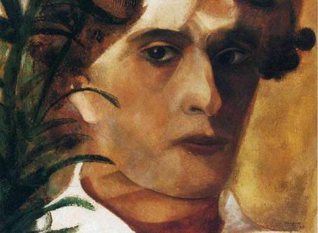 Шагал. Поэзия живописи.