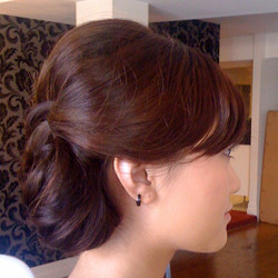 hayley mac - hair & makeup