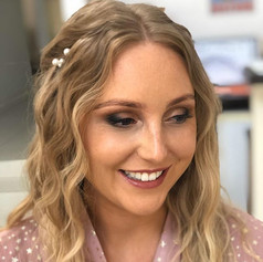 One of my beautiful bridesmaids today  H