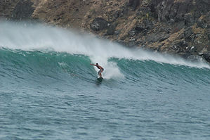 Playa Grande Shuttle & Tour witches rock and ollies surf trip