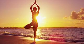 videoblocks-yoga-woman-training-in-sunse