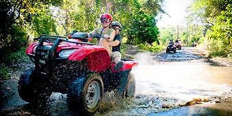 Playa Grande Shuttle & Tours atv beach tour