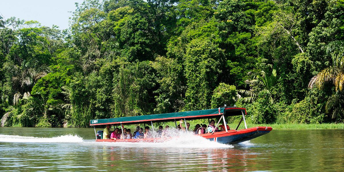 Tortuguero Dock
