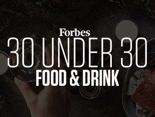 Clinching My Spot on the Forbes Under 30 List – And How You Can Too