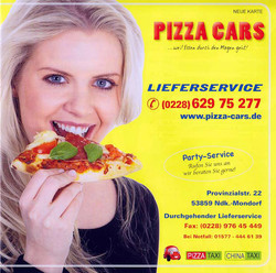 PizzaCars
