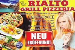 Rialto Grill Pizzaria