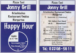 Jonny Grill