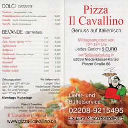 Pizza II Cavallino