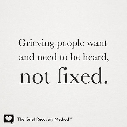 Grief Coaching