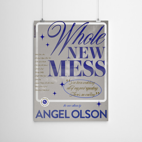 Whole New Mess Poster
