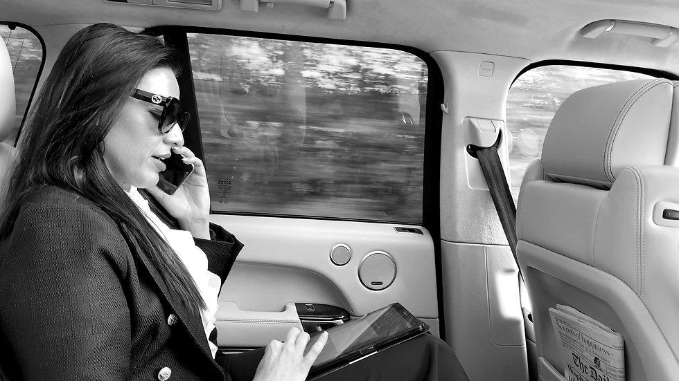 Executive Chauffeur Services