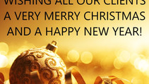 A Merry Christmas from Domino Transfer