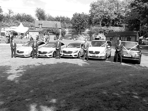 Executive Chauffeurs in Doncaster