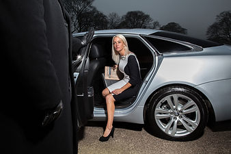 Chauffeurs in Doncaster Sheffield & Work