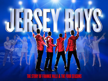 WIN JERSEY BOYS TICKETS!