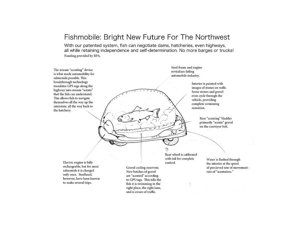 Fishmobile: Bright New Future For the Northwest