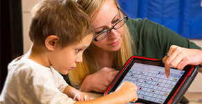 App choices for children with a disability or developmental delay