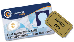 NSW Companion Card