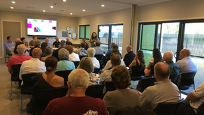 Muddy Puddles hosts Chamber meeting