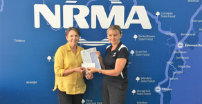 NRMA supporting locally
