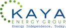 KAYA Logo, energy independence.png