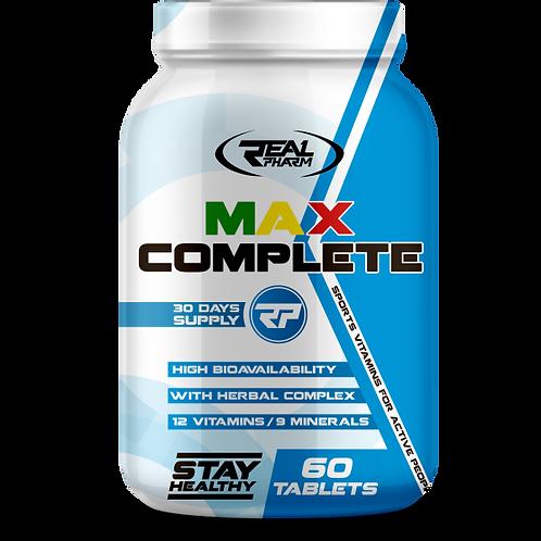 MAX COMPLETE