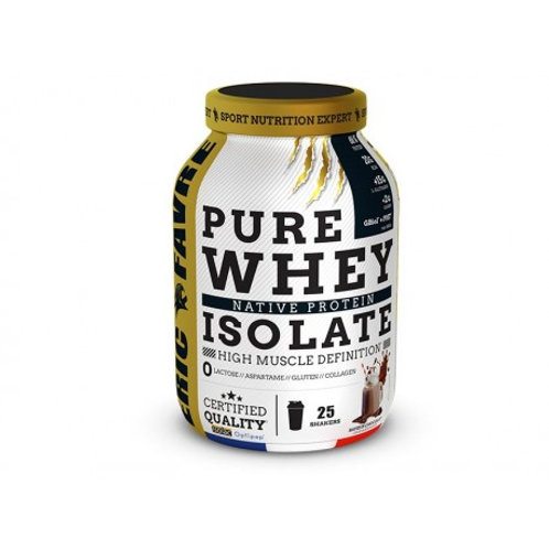 Pure Whey Isolate 750Gr