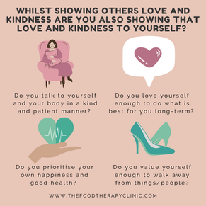 How Being Kind To Yourself Can Change Your Life
