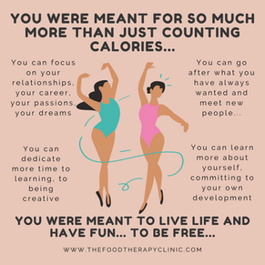 Are you playing the calorie game?