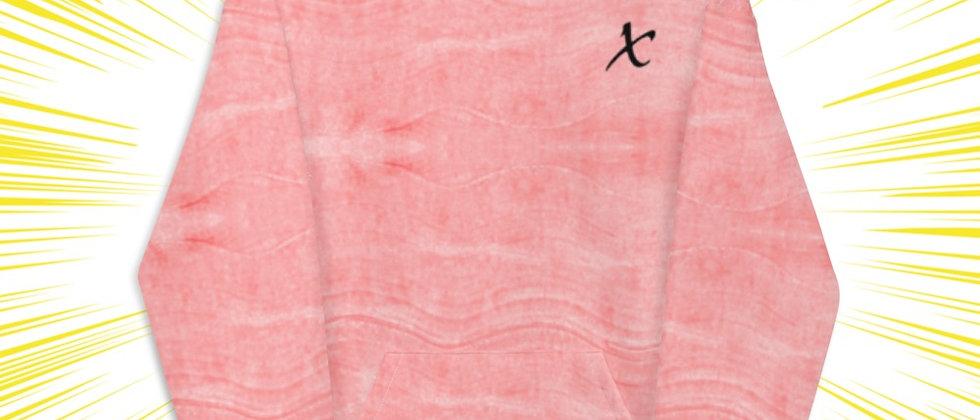 Pink Unisex Hoodie