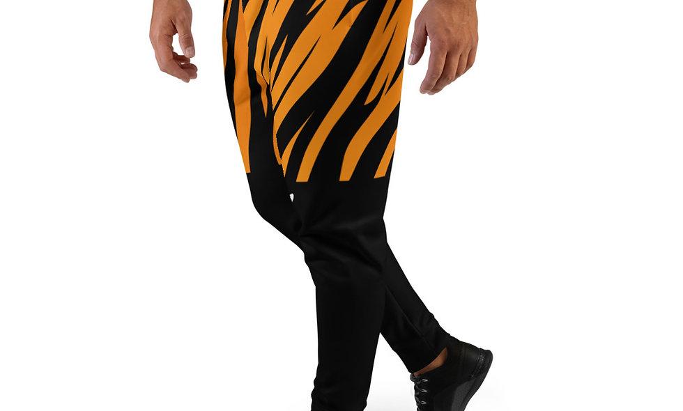 Tiger Print Joggers