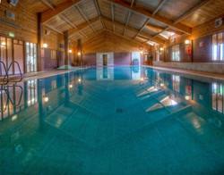 pool at auchrannie