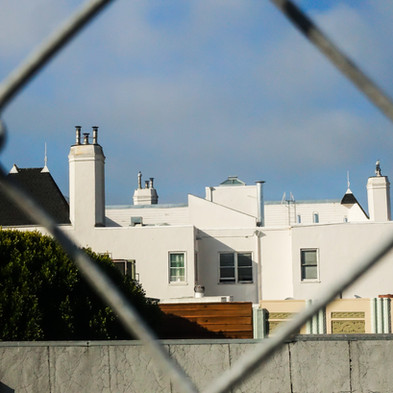 Fence, San Francisco