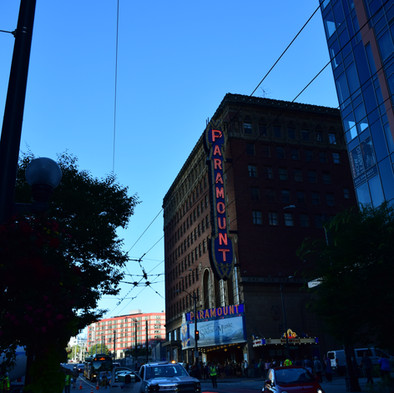 Paramount in Seattle